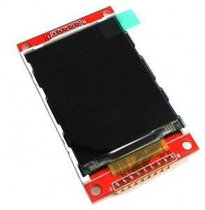 """2,2 """"SPI TFT-displaymodule 240x320 - ILI9341"""